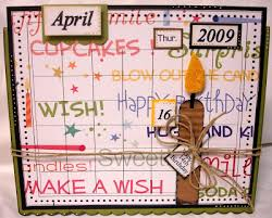 ... this BLANK CALENDAR set from now until the end of this week, you get to  choose any other set that the cafe has for free....click here for details.