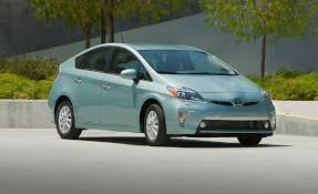 2012 Toyota Prius Plug-In Hybrid Photos and Info | News | Car and ...
