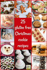 25 gluten free cookie recipes
