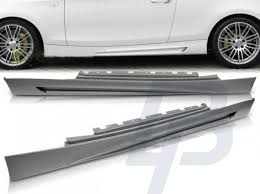 <b>SIDE SKIRTS</b> BMW E81 / <b>E82</b> / <b>E88</b> 04-13 M-PERFORMANCE STYLE