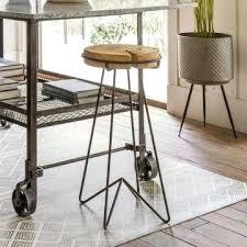 rustic wood and iron bar stool graham green rustic furniture bar stools rustic wooden bar stools