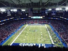 Edward Jones Dome Seating Chart Football Not A 3 Professional Team Market Why The Rams Want To