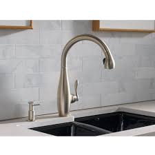 S 3 Hole Kitchen Faucet  Home Depot Sinks And Faucets