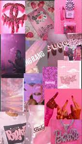 Neon aesthetic, pink color, colored background, water, no people. Pink Baddie Wallpaper Pink Wallpaper Anime Bad Girl Wallpaper Bling Wallpaper