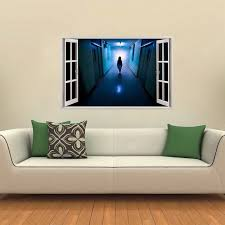 Check spelling or type a new query. Halloween Window Classroom Ghost Girl 3d Wall Sticker Sale Price Reviews Gearbest