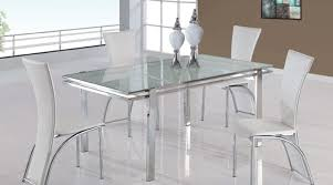 glass dining furniture. Enchanting Glass Dining Chairs Furniture