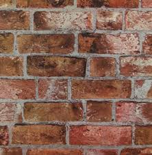 popular items for brick wallpaper on