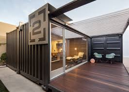 shipping containers office. Interested In Creative Ways To Reuse Shipping Containers? Try Out A Custom Container Office. As With Anything Made From Containers, You\u0027re Only Limited By Containers Office U
