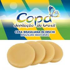 <b>Смола горячая</b> для бразильской эпиляции <b>COPA</b> в дисках 800 г ...