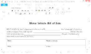As Is Document For Car Sale Car Sale Template
