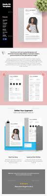 96 best branding. images on Pinterest | Media kit template, Brand ...