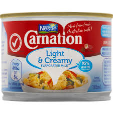Carnation Light And Creamy Recipes Carnation Light Creamy Evaporated Milk 185ml Woolworths