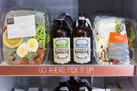 Healthy Vending Machine Snacks Ideas Interesting The Future Of Lunch Healthy Vending Machines The Food Rush