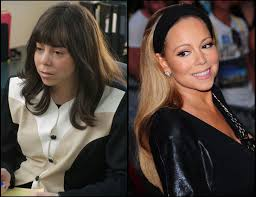 stars without make up you won 39 t recognize them 1 1 mariah carey