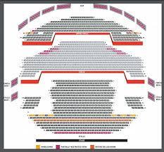Milton Keynes Theatre Seating Plan Amp Reviews Seatplan