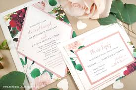 take a look at the latest seed paper wedding invitations collection that is filled with lush