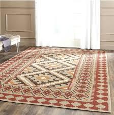 indoor outdoor area rugs red beige indoor outdoor area rug indoor outdoor rugs 4x6