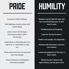 Christian Quotes On Pride And Humility Best of Humility Poems