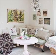 Muebles Hechos Con Palets Ideas Y Tutoriales  NomadbubblesSofa Cama Con Palets