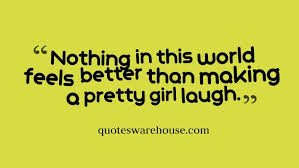 Pretty Girl Quotes Mesmerizing Pretty Girl Laugh Quotes Warehouse