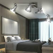 Decken Led Leuchte Wohn Schwenkbar Spots Beleuchtung