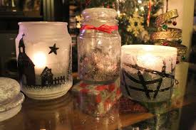 Decorate Jar Candles TUTORIAL Easy DIY Christmas Decor using Candle Jars YouTube 4