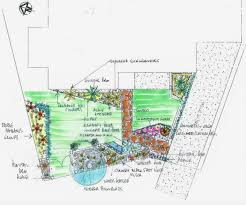 Small Picture Concept Designs and Plans The Designer Garden Co Cairns