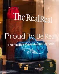 Luxury Online Reseller The Realreal Soars 40 In Debut