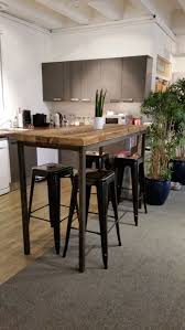 table 40 inches high. reclaimed industrial chic seater tall poseur bar table each is handmade for and every customer made from timber heavy duty 40 inches high