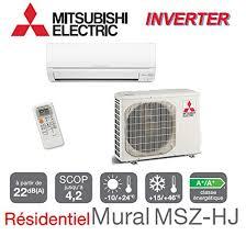 A ACONDICIONADO MITSUBISHI MSZSF35VEAire Acondicionado Mitsubishi Inverter 3000 Frigorias