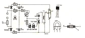 make this ultraviolet uv water filter purifier circuit at home the explanation for the above circuit diagram can be found here