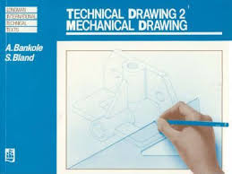 technical drawing 2 mechanical drawing