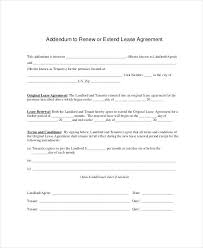 lease agreement letters rental agreement letter tenancy agreement renewal template 7 lease