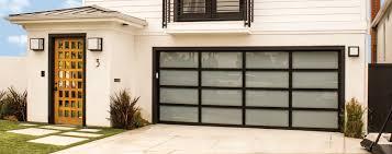 modern garage doors. Modern Glass Garage Doors G