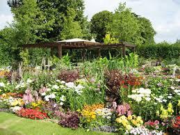 Small Picture Perennial Flower Garden Designs Garden ideas and garden design