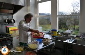 Kitchen Garden International The Story Of A Hostel Manager An Oige