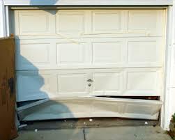 garage door dent repairGarage Door Panel Replacement Oakland CA