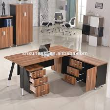 office table design. Modern Office Table Design Executive Desk With Side - Buy Desk,Executive Desk,Classic Style Product On Alibaba.com I