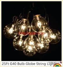 g lights string whole you bulb globe with clear bulbs backyard led for indoor decorating