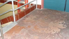 Epoxy Kitchen Floor