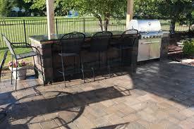 Outdoor Kitchen Contractors Baron Landscaping A Outdoor Kitchen Contractor Cleveland