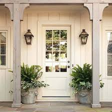 white front doorsBest 25 White front doors ideas on Pinterest  Farmhouse patio