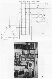 wye start delta run motor wiring diagram wiring diagram 3 phase star delta wiring diagram image about dual vole wye