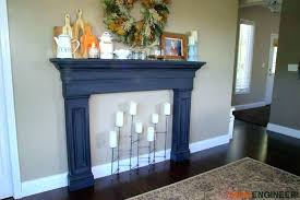 fireplace mantel ideas diy faux fireplace mantel faux fireplace surround plans rogue engineer 3 mantel decor fireplace mantel ideas