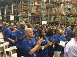 Walmart Opens Alabama Distribution Center As Tariff Uncertainties
