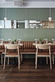 Joanna Laajisto has designed the interior of Michel restaurant, a  renovation of an old hospitality
