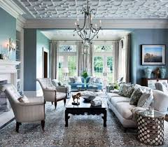 living room astonishing blue and grey living room brown fl large rug beige armchair beige