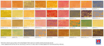 Nippon Paint Colour Chart Malaysia 1l Nippon Paint Momento Cloud Special Effect Paint Enhancer Series Cloud Gold