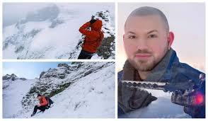 Sheffield photographer survives terrifying 200m tumble down Peak District  mountainside   The Star