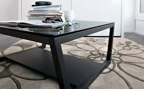 Connubia by Calligaris Element Square Coffee Table CS/5043-Q | Jensen-Lewis  New York Furniture